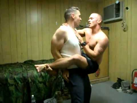 Hot gay army men