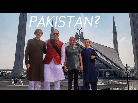 American Family Travel in…PAKISTAN?  (first impressions)