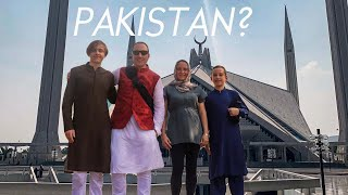 American Family Travel in...PAKISTAN?  (first impressions)