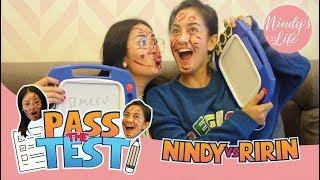 Nindy's Life: Pass the Test Challenge with Ririn Ekawati | Nindy Ayunda