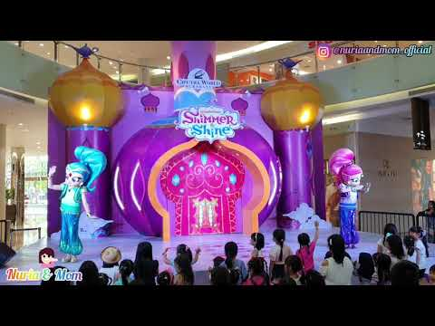 Shimmer Shine Live Show Indonesia Juni 2019 Youtube