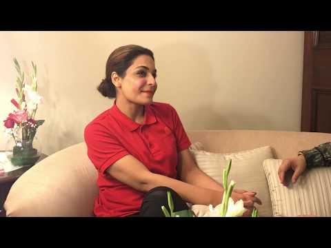 Meera Entertaining Interview with Dr Zia Samadani