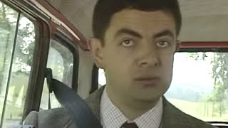 Going for a Ride | Clip Compilation | Mr. Bean Official