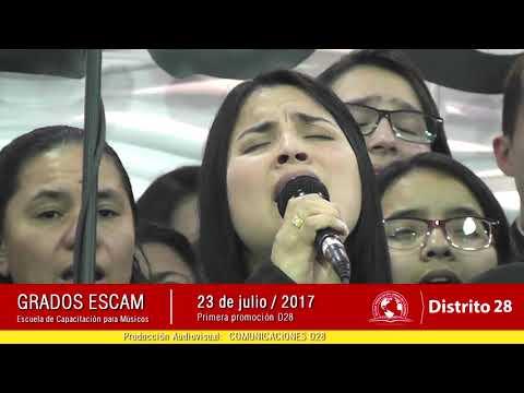 GRADOS ESCAM D28. 23 JULIO 2017