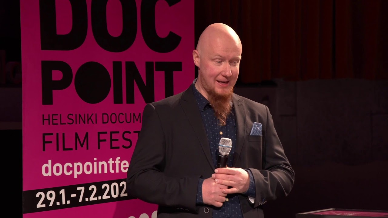Docpoint 2021 Palkintogaala