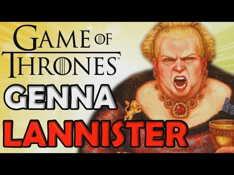 Genna Lannister - Game of Thrones - Spotlight