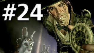 Road To Arkham Knight - Batman Arkham City - Walkthrough - Part 24 - The Mad Hatter