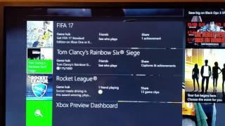 Error code 0x87e107df Xbox one preview program