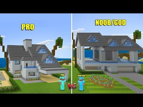 MINECRAFT - PRO VS NOOB/GOD #2 (parte 35)