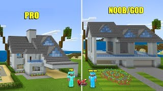 MINECRAFT - PRO VS NOOB/GOD #2 (parte 35)