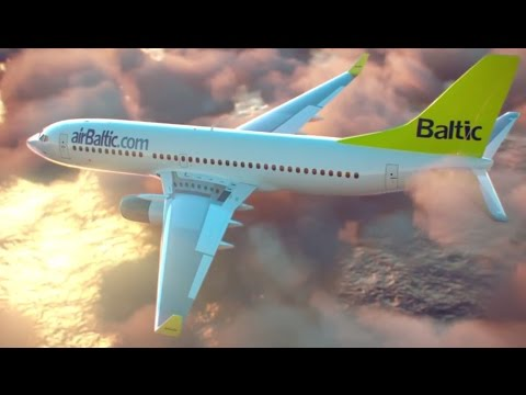 airBaltic - Connecting the Baltics with the world