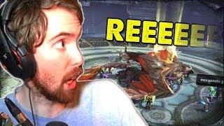 Asmongold Takes Revenge On Sappy Andamp Raids The Whole Ragnaros Server