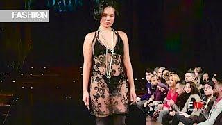 DAIR by ODAIR PEREIRA NYFW Art Hearts Fashion Fall 2019 New York - Fashion Channel