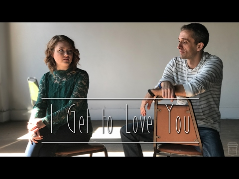 I Get To Love You | Cover by The Blend