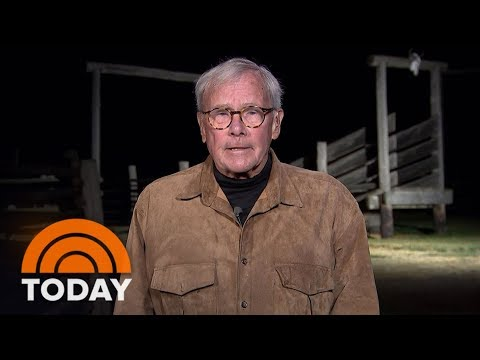 Tom Brokaw: I Don't Know If Donald Trump Is Capable Of Bringing The Country Together | TODAY