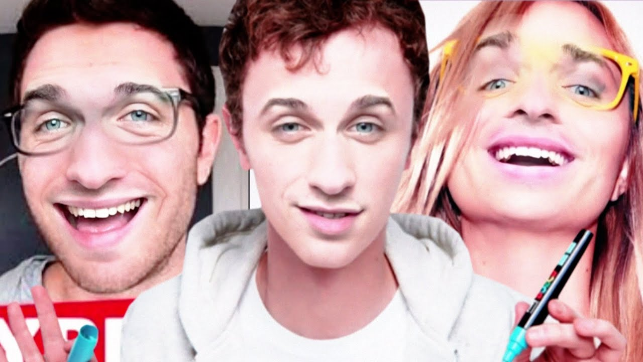 YOUTUBERS FACE SWAP !