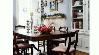 Dining Room Table Decorating Ideas - Lilolarada