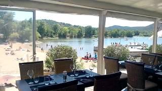 restaurant du lac traditionnel roquebrune sur argens