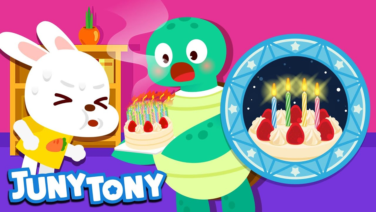 Why Do We Light Candles on Birthday? 🎂| Curious Songs for Kids | Wonder Why | JunyTony