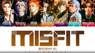 Download lagu NCT U - 'MISFIT' Lyrics [Color Coded_Han_Rom_Eng]