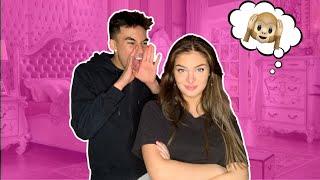 Ignoring my Boyfriend for 24 hrs prank 🙉🙈 **My family reacts** challenge | Brighton Sharbino