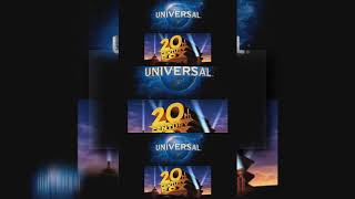 YTPMV Universal Century Fox Logo Scan