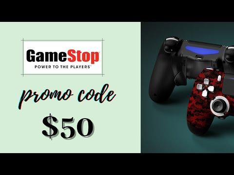 NEW GAMESTOP Promo Code in 2020 😊 SAVE $50 GameStop Discount Code & Voucher Works! 👌