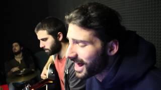Tartaglia & Aneuro - Skizophrenia (live RadioBaiano/INDIEfferenti,17/03/2015)