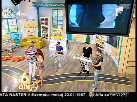 Elena Gheorghe, single nou
