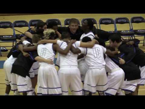 Varsity Basketball -   SPANISH RIVER VS  HOLLYWOOD HILLS