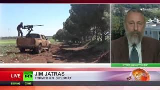 West still arming Al Nusra in Syria, peace almost impossible || Russia's UN envoy
