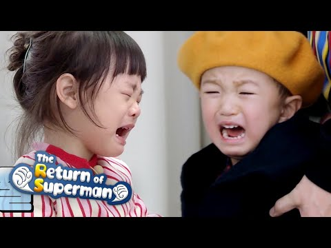 Kang Ha O Refuses To Go...Jam Jam Is Sad Too [The Return Of Superman Ep 325]