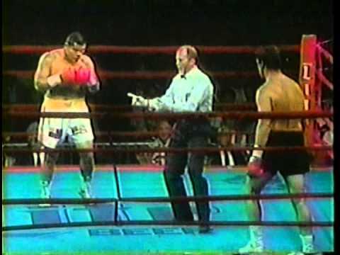 David Tua vs Rick Honeycutt 25/09/1993