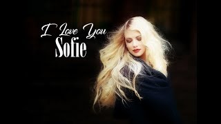 I Love You_Sofie (with lyrics)