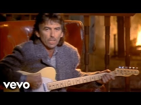 George Harrison - Got My Mind Set On You (Version II) [Official Music Video]