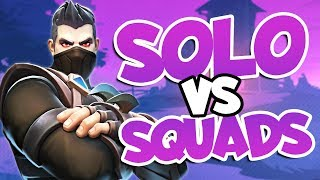 My BEST EVER Solo vs SQUADS Game in Realm Royale!