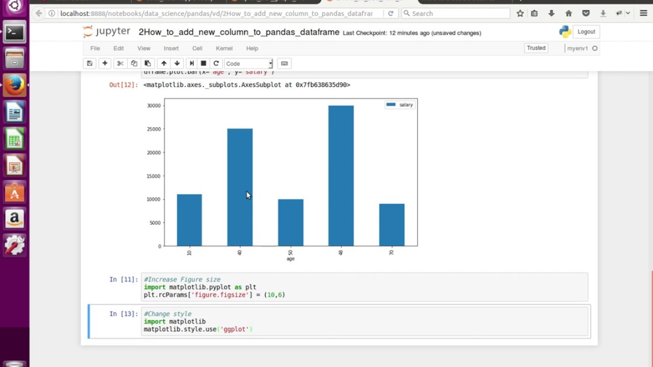 Python How to create Pandas DataFrame from Dictionary and List
