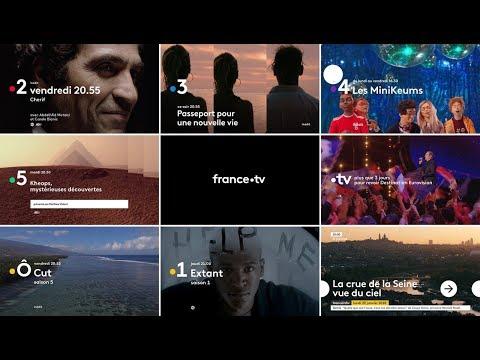 Le 29 janvier 2018, l'identité visuelle de France Télévisions évolue