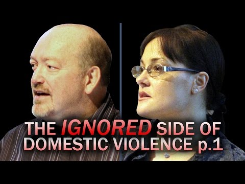 """She Hits Me"" – The Ignored side of Domestic Violence (live stream)"