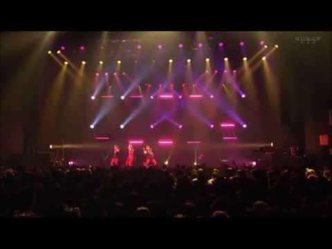 Crystal Kay - Be Mine (VIVID Tour)