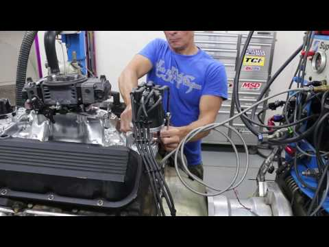 Big Block Chevy Top End Kit from Speedmaster