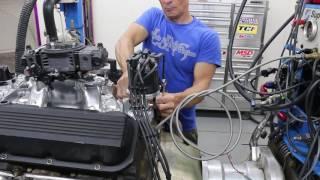 Speedmaster büyük Blok Chevy Üst Uç Seti