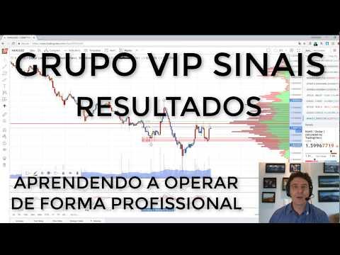 3 MESES DE GRUPO VIP DE SINAIS -  RESULTADOS
