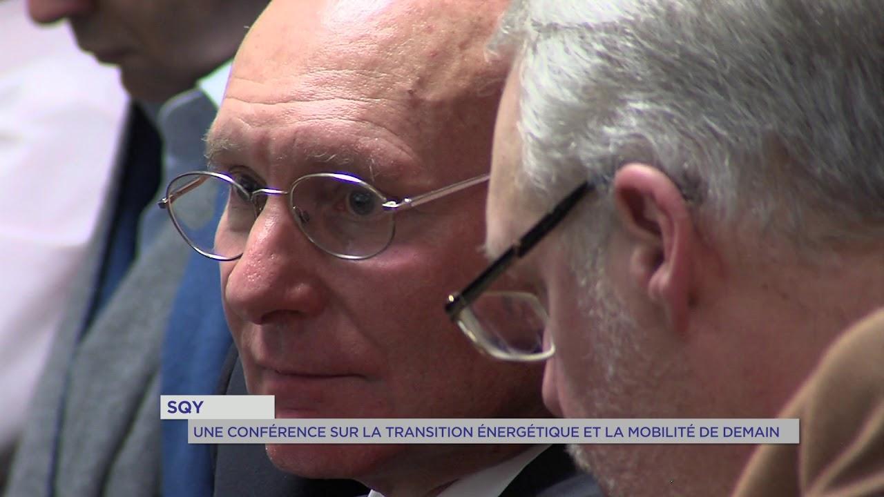 Yvelines | SQY : Une conférence sur la transition énergétique et la mobilité de demain