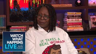 Whoopi Goldberg On Jeanine Pirro's 'The View' Interview | WWHL