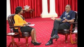EXCLUSIVE: President Uhuru updates nation on manufacturing as a Big4 Agenda 2   #TransformKenyaSG