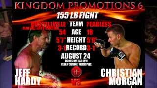 KP6   Jeff Hardy vs Christian Morgan