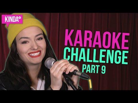 KARAOKE CHALLENGE - MOVIE SOUNDTRACKS! | Part 9 | KindaTV