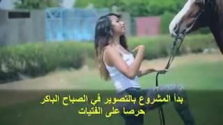 شاهد.. راقصات باليه في شوارع القاهرة