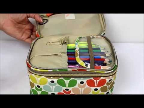 Organizing a Kid's Art Travel Kit | Peter's Organizing Pals